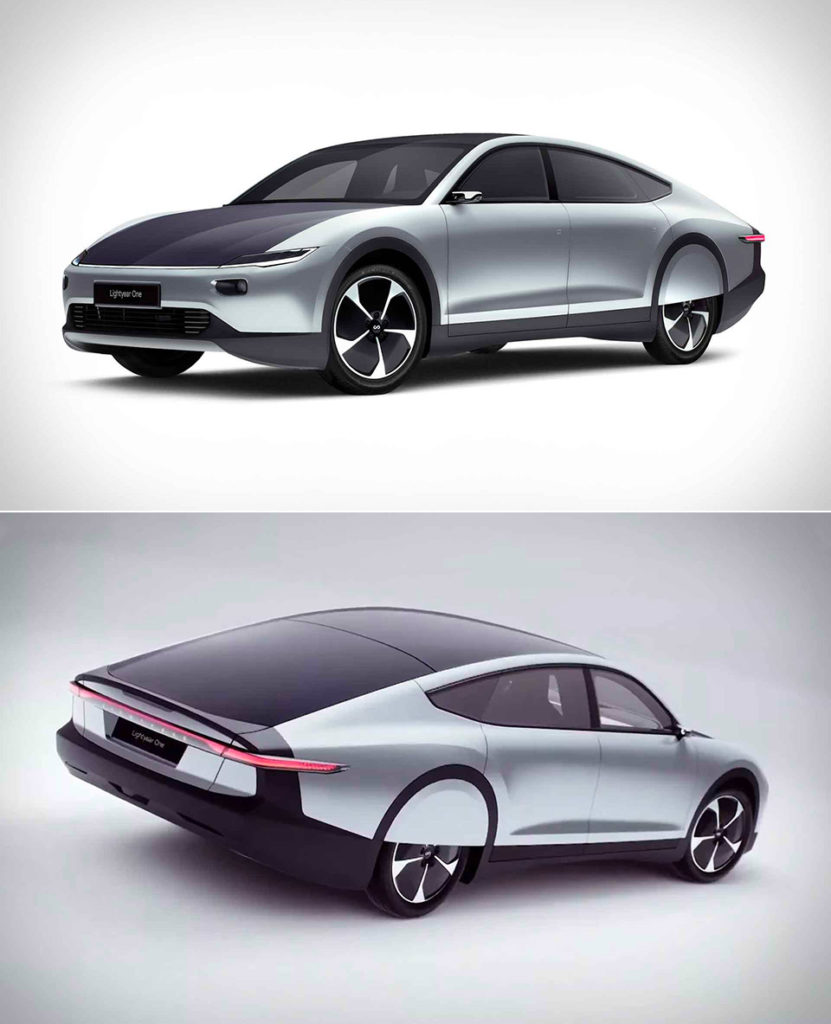 Lightyear one – Car on solar energy and Long range electric car