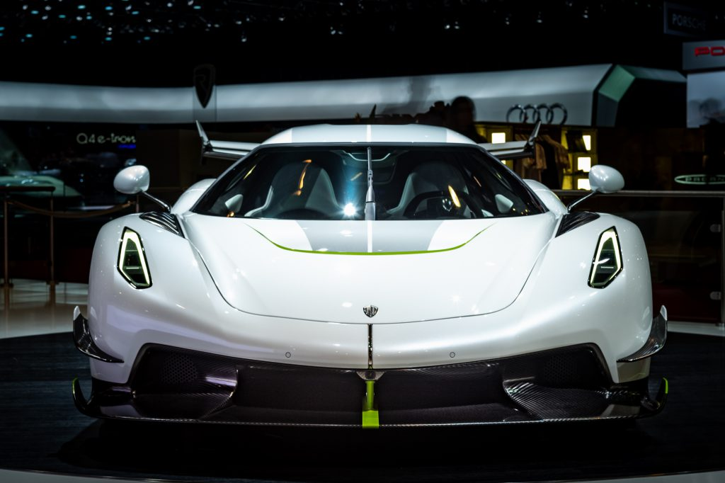Koenigsegg Jesko | Speed, Price, Records, and Specifications (2020)