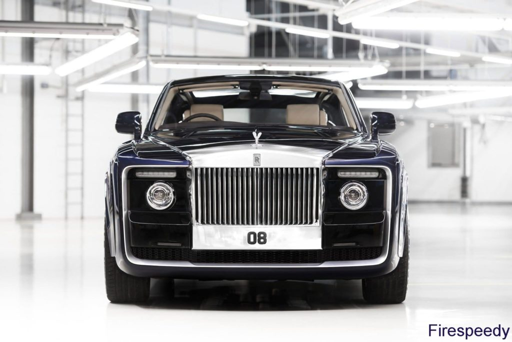 Rolls-Royce Sweptail   World's Most Expensive Car (2020)