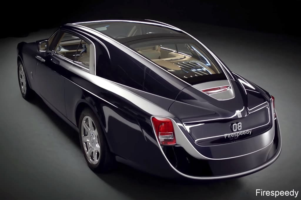 Rolls-Royce Sweptail | World's Most Expensive Car (2020)