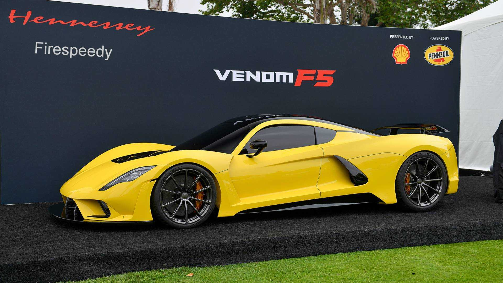 Hennessey Venom F5 | Second Fastest Car in the world 2020