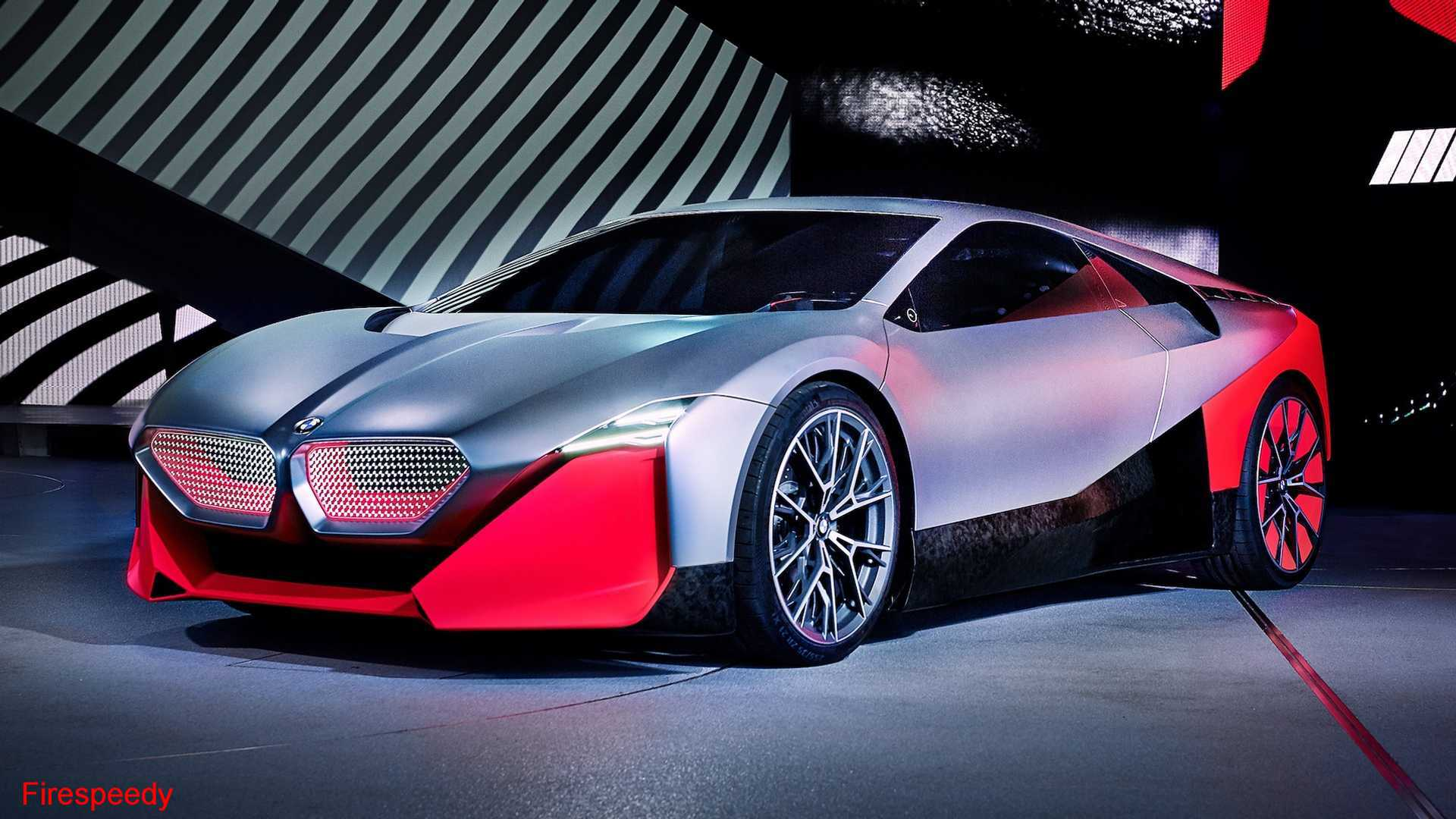 BMW Vision M Next | Speed, Price, Records, and Specifications (2020)