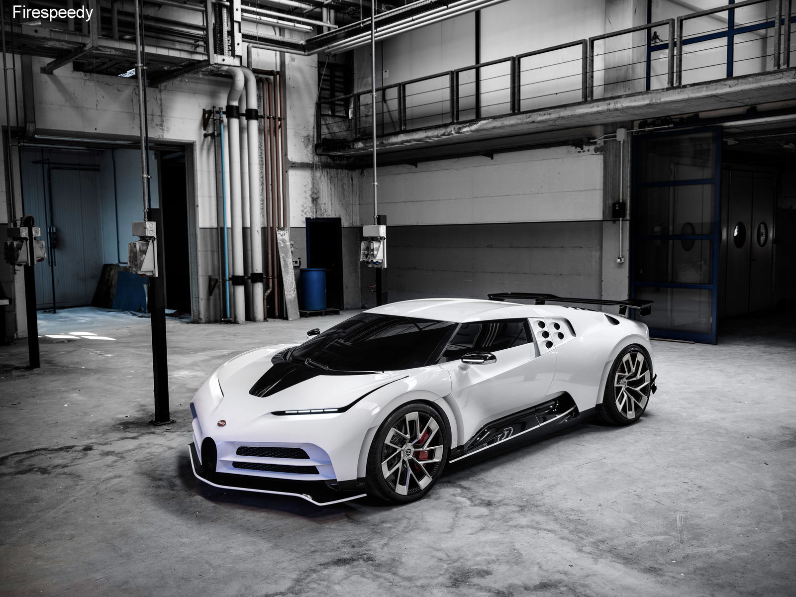 limited edition car of Bugatti 2020