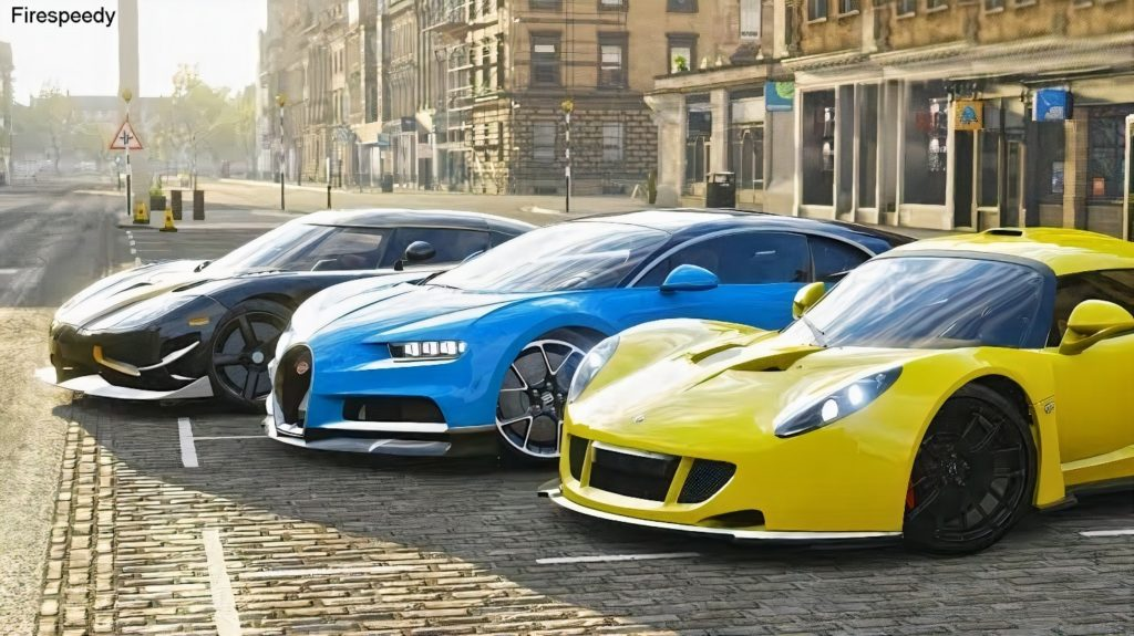 THE CAPTIVATING WORLD OF SPORTS CARS