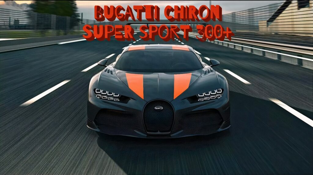 Bugatti Chiron Super Sport | Fastest car in the world 2020, nicknamed Thor