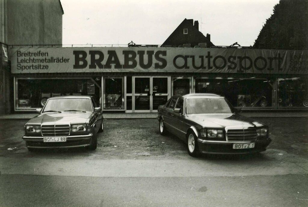 Brabus GmbH   Everything You Need to Know About Brabus